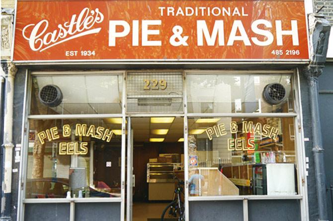 Castle's Pie & Mash