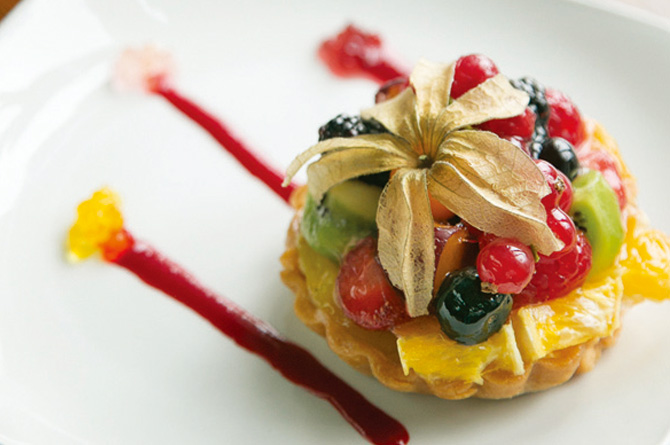 Chateau Dessert