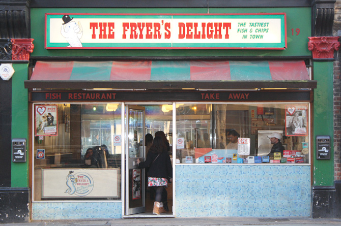 The Frier's Delight