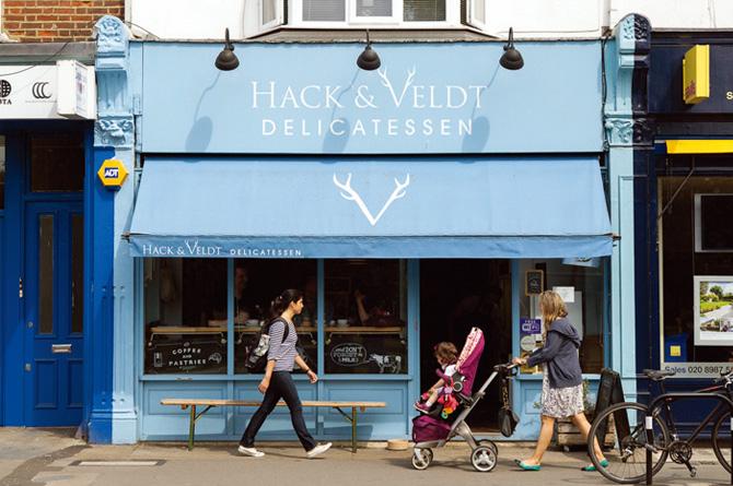 Hack & Veldt Delicatessen