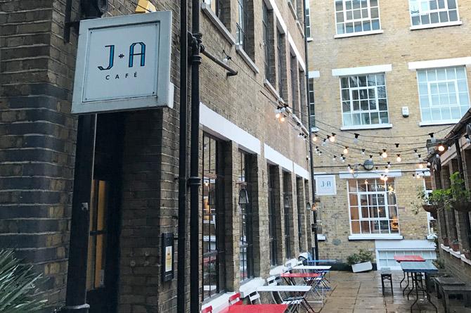 J+A Cafe