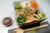Kimchee to go