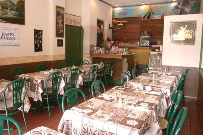 Mandalay Burmese Restaurant