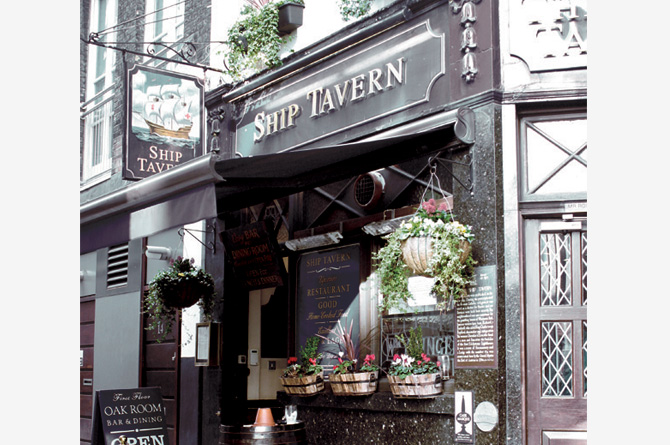 The Ship Tavern