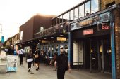 The Cut Bar at Young Vic