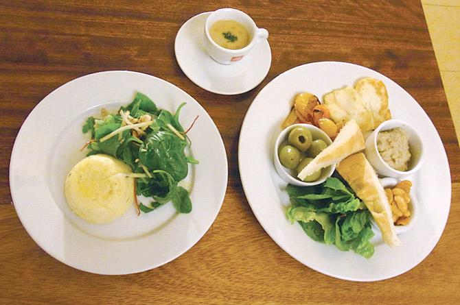 Cafe Below