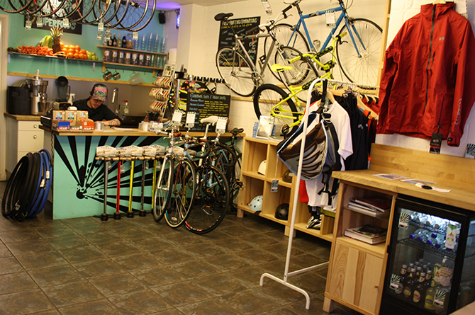 Cyclelab & Juice Bar