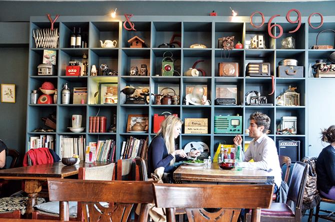The Front Room Café