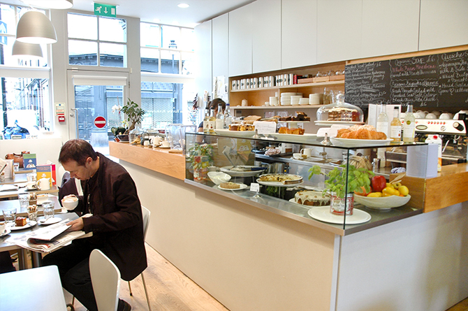 London Review Cake Shop