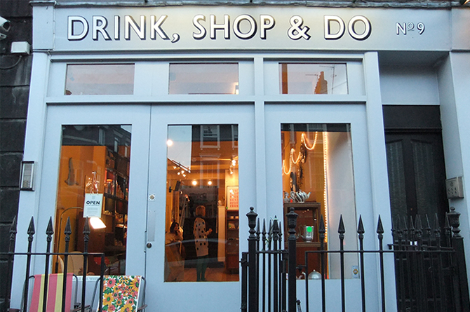 Drink, Shop & Do