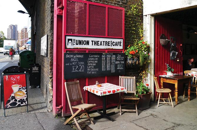Union Theatre and Café
