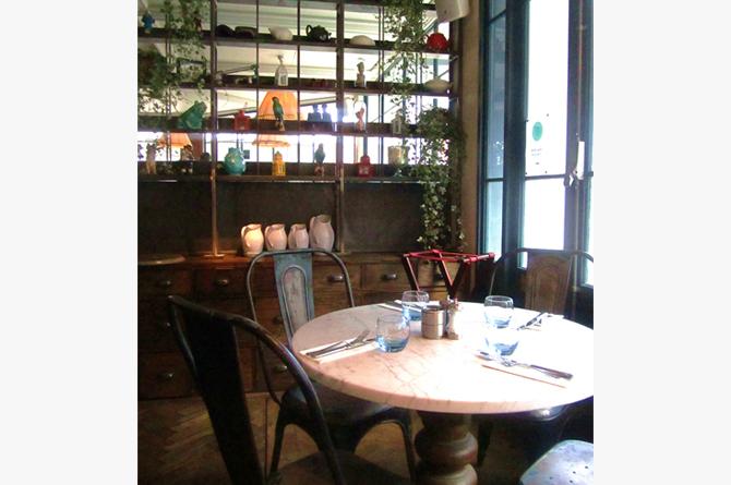 The Riding House Café