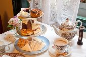 Soho's Secret Tea Room