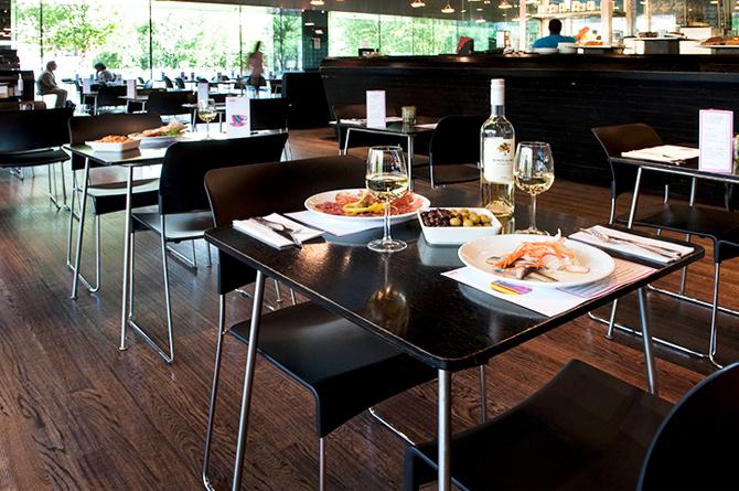 Tate Modern Café