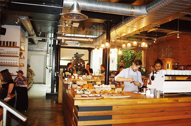Workshop Coffee Co.
