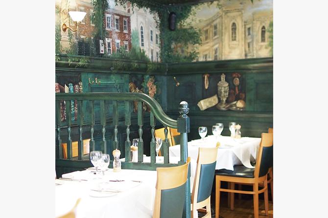 Ebury Restaurant & Wine Bar
