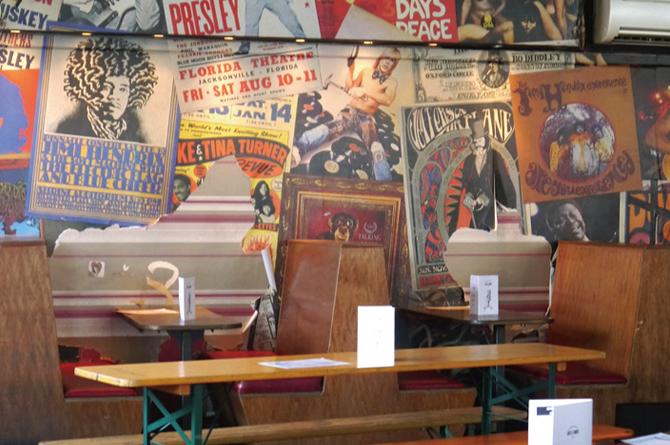 Aces & Eights Saloon Bar