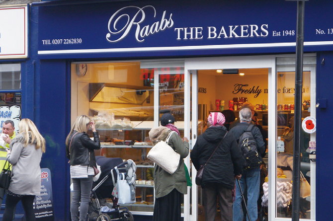 Raab's The Bakers