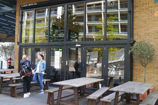 Café Route