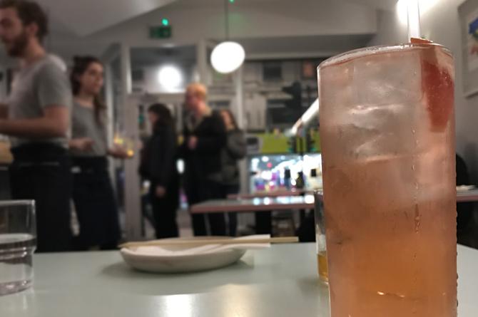 Jidori 梅酒フィズ