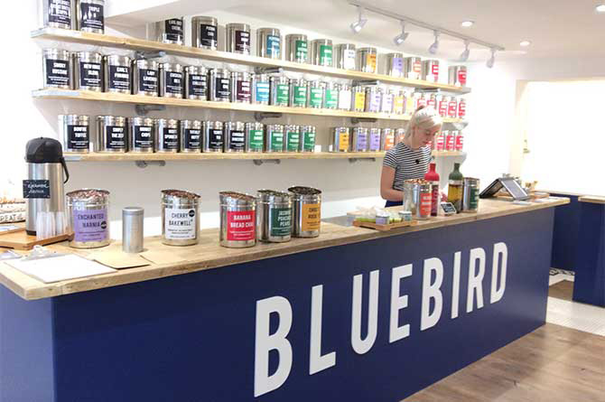 Bluebird Tea Co.