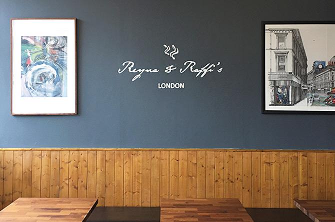 Reyna and Raffi's