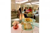 The Diamond Jubilee Tea Salon @ Fortnum & Mason