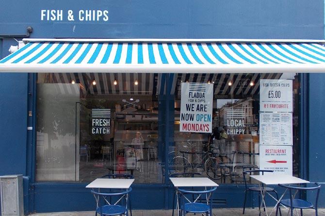 FLADDA Fish & Chips