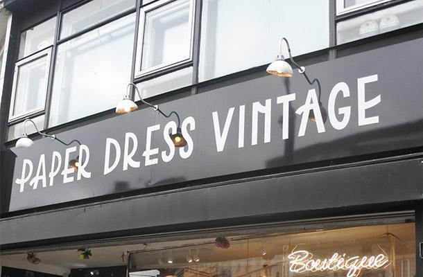 paper-dress-vitage